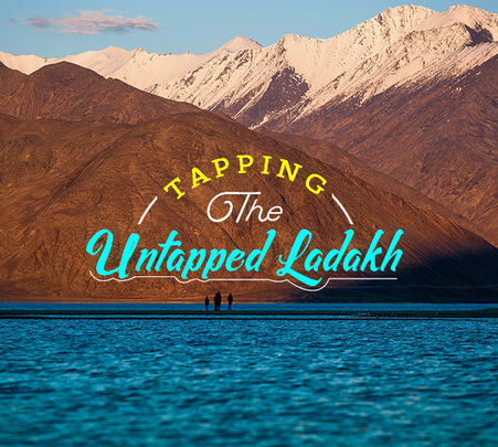 Thrilling Ladakh Tour (flights Included)