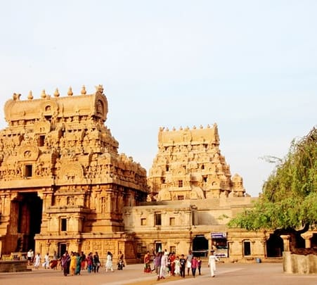 Pilgrimage Tour, Thanjavur