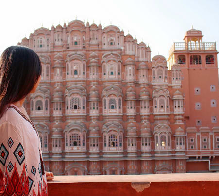 Heritage and Cultural Trails of Jaipur - Walking Tour