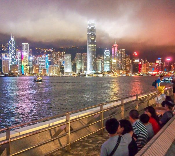 Night Tour to Kowloon Peninsula