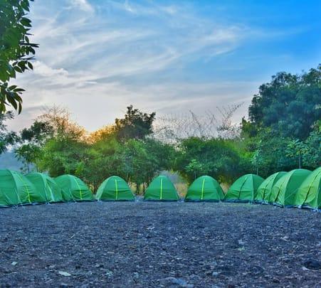 Satpura Mountains Camping with Activities