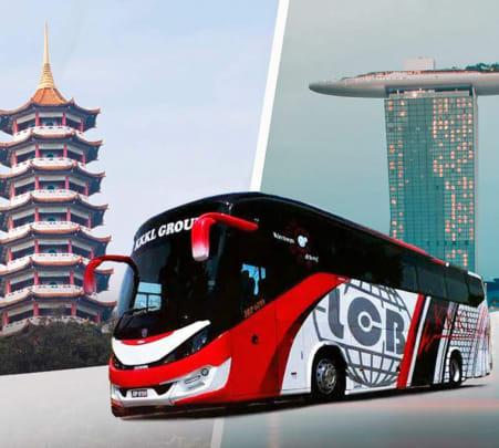 Kkkl Express Bus from Genting Highlands to Singapore