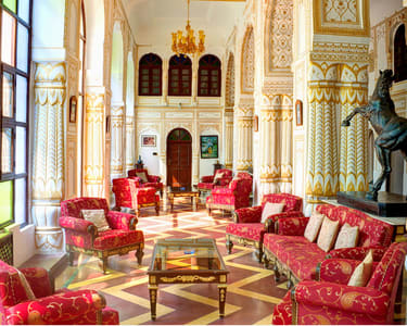 Stay in a Royal Palace: Surajgarh Fort, Shekhawati, Rajasthan