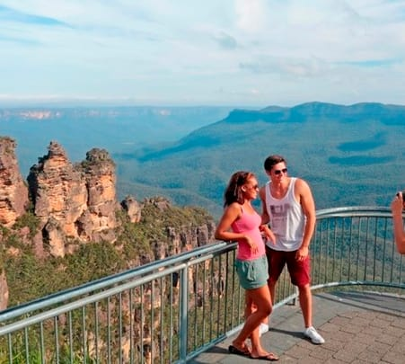 Blue Mountains Luxury Escape Tour near Sydney