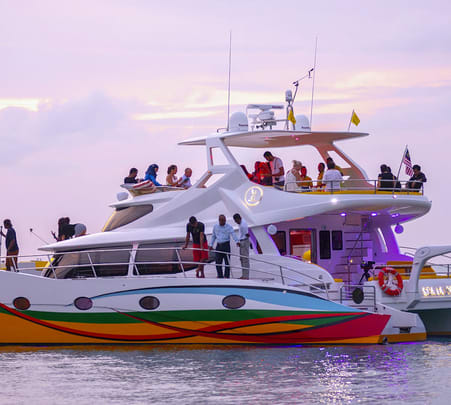 Luxury Cruise in Langkawi Day Tour, Flat 20% off