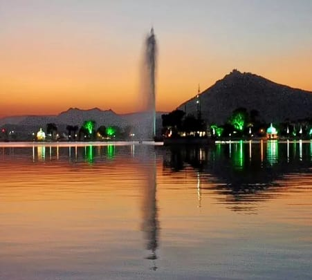 Udaipur - Mt.abu - Udaipur Sightseeing Trip For 5d/4n