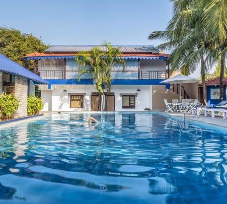 Lavish Stay at Casa Baga in Goa Flat 52% off