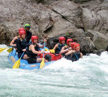 Alaknanda River Rafting 2018, Uttarakhand