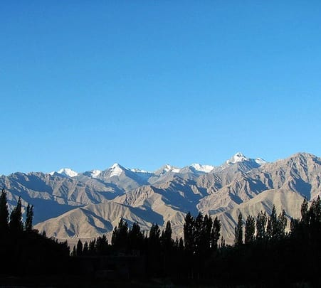 9 Days / 8 Nights Stok Kangri Trek, Ladakh