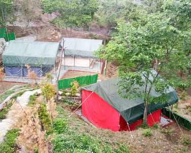 Camping with Adventure Activities in Bhimtal