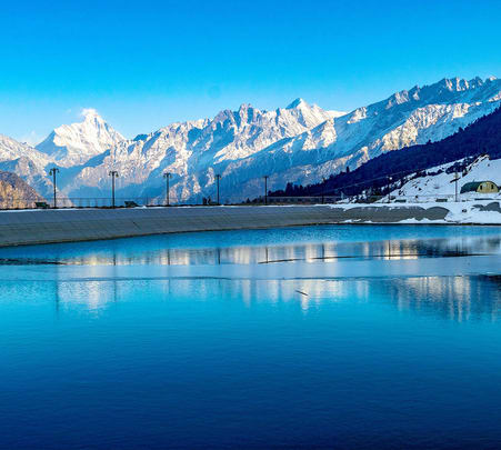 New Year And Winter Special Trip: New Delhi Auli New Delhi