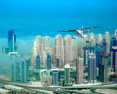 Sea Plane Tour of Dubai