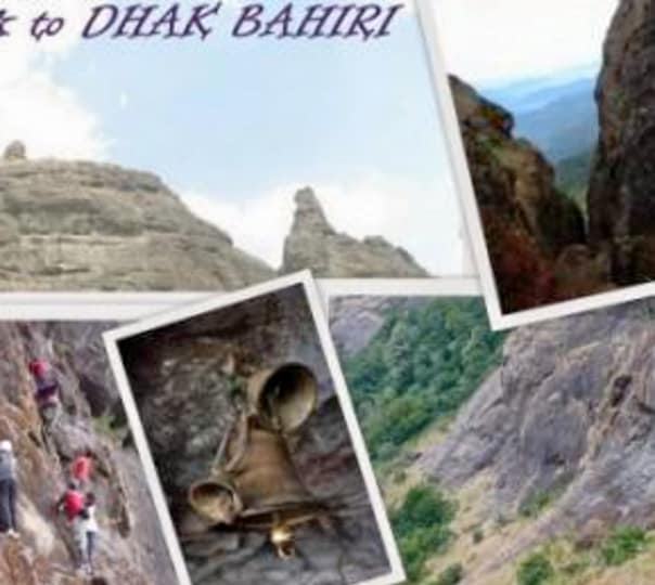 Thrilling Night Trek to Dhak Bahiri Caves