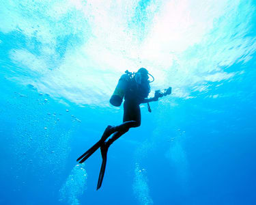Scuba Diving in Kochi Flat 20% off
