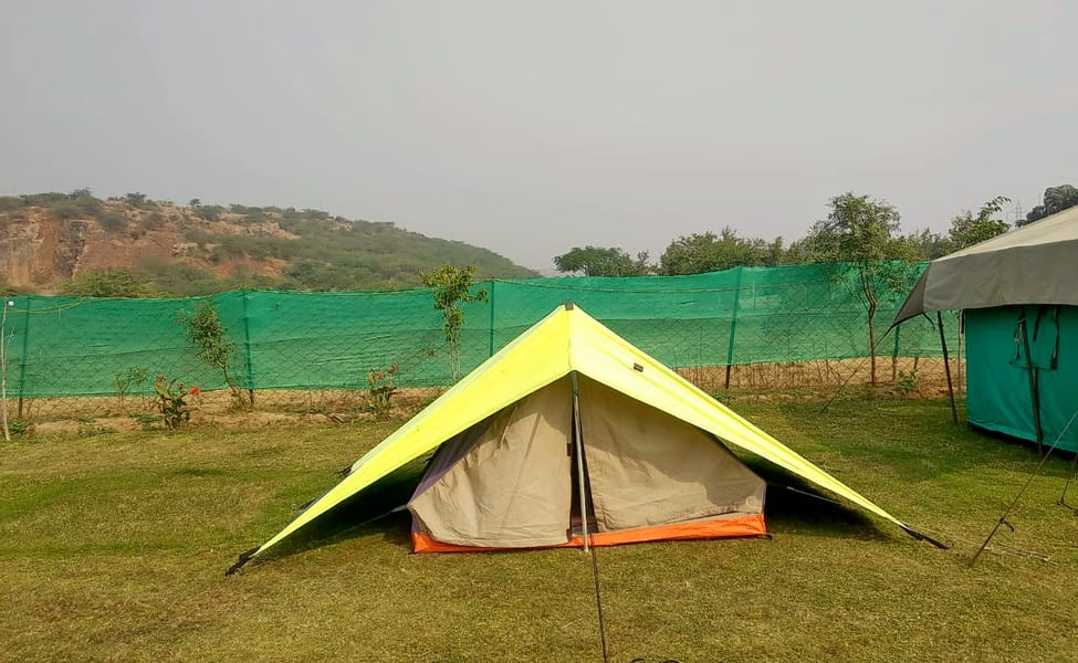 Camping With Fun Filled Activities Near Delhi