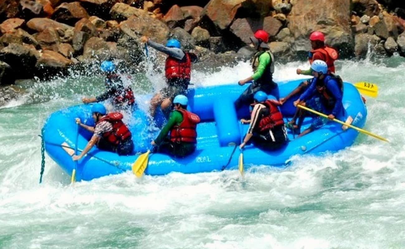 Image result for water rafting