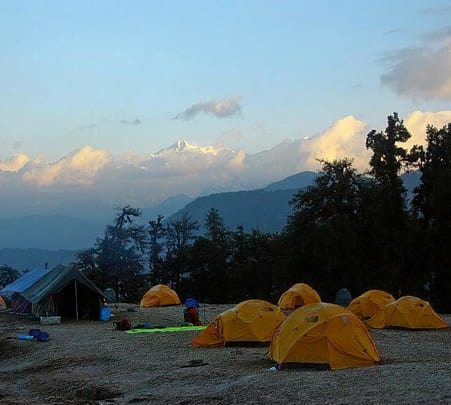 Chopta Chandrashila Trek, Uttarakhand