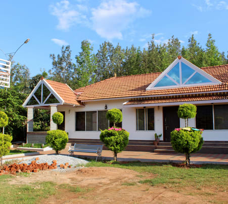 Stay in the Lap of Nature, Chikmagalur