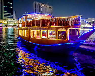 5 Dinner Cruise Abu Dhabi Flat 15% off