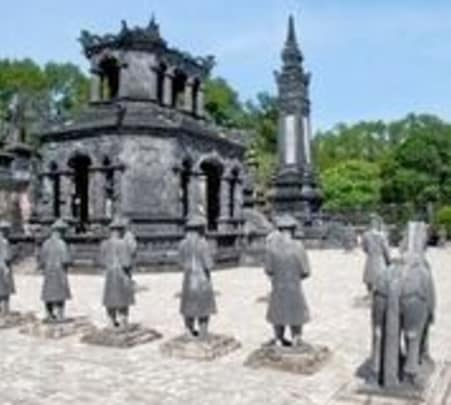 Royal City Exploration in Hue