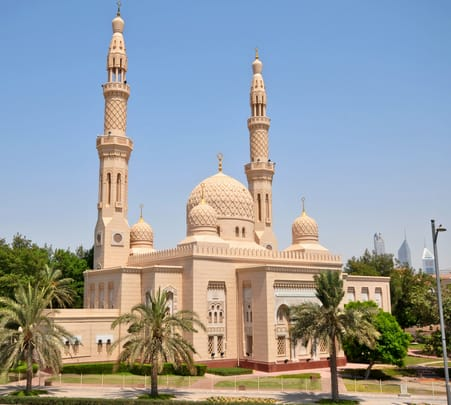 Dubai Half Day City Tour Flat 30% off