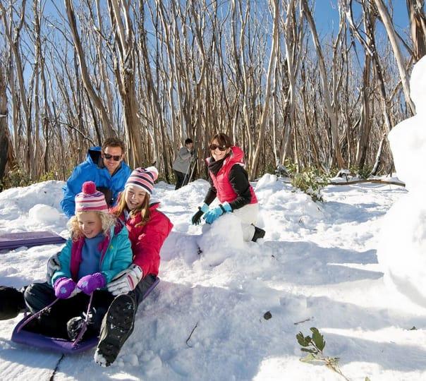 Mystic Mountains Snow Tour in Australia