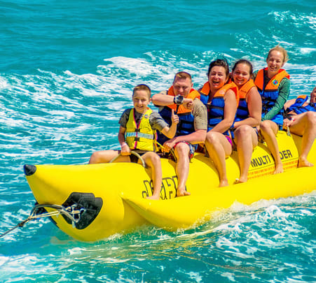 Water Activities at Banana Beach, Phuket - Flat 15% off