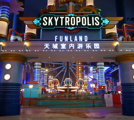 Skytropolis Theme Park Tickets, Genting Highlands @ 12% off