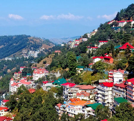 Full Day Heritage Walk in Shimla