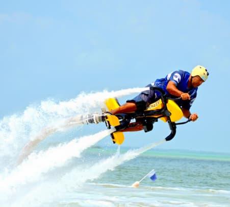 Jetovator Experience in Dubai Flat 15% off