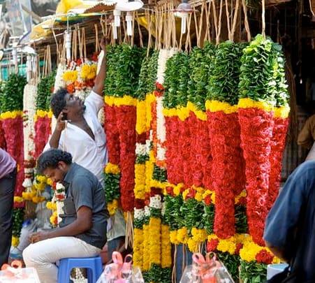 Bazaar Tour in Chennai