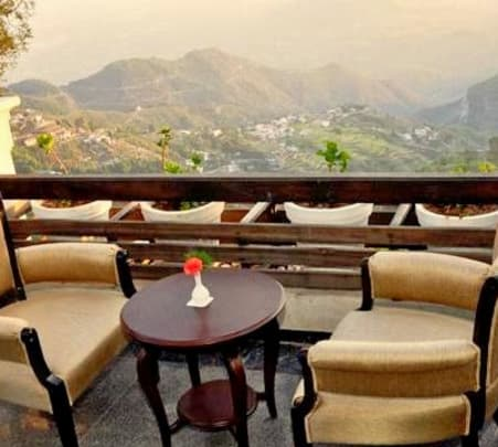Stay at Royal Orchid in Mussoorie