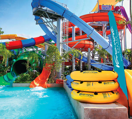 Vana Nava Water Park Tickets Bangkok Flat 20% off