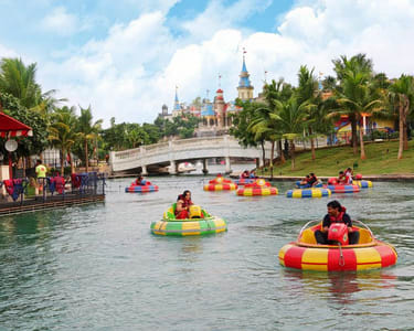 Imagica Water Park Entry Pass