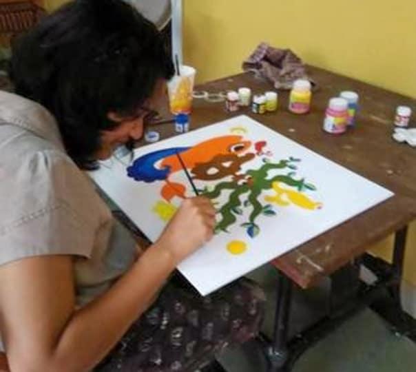 Gond Art in Goa