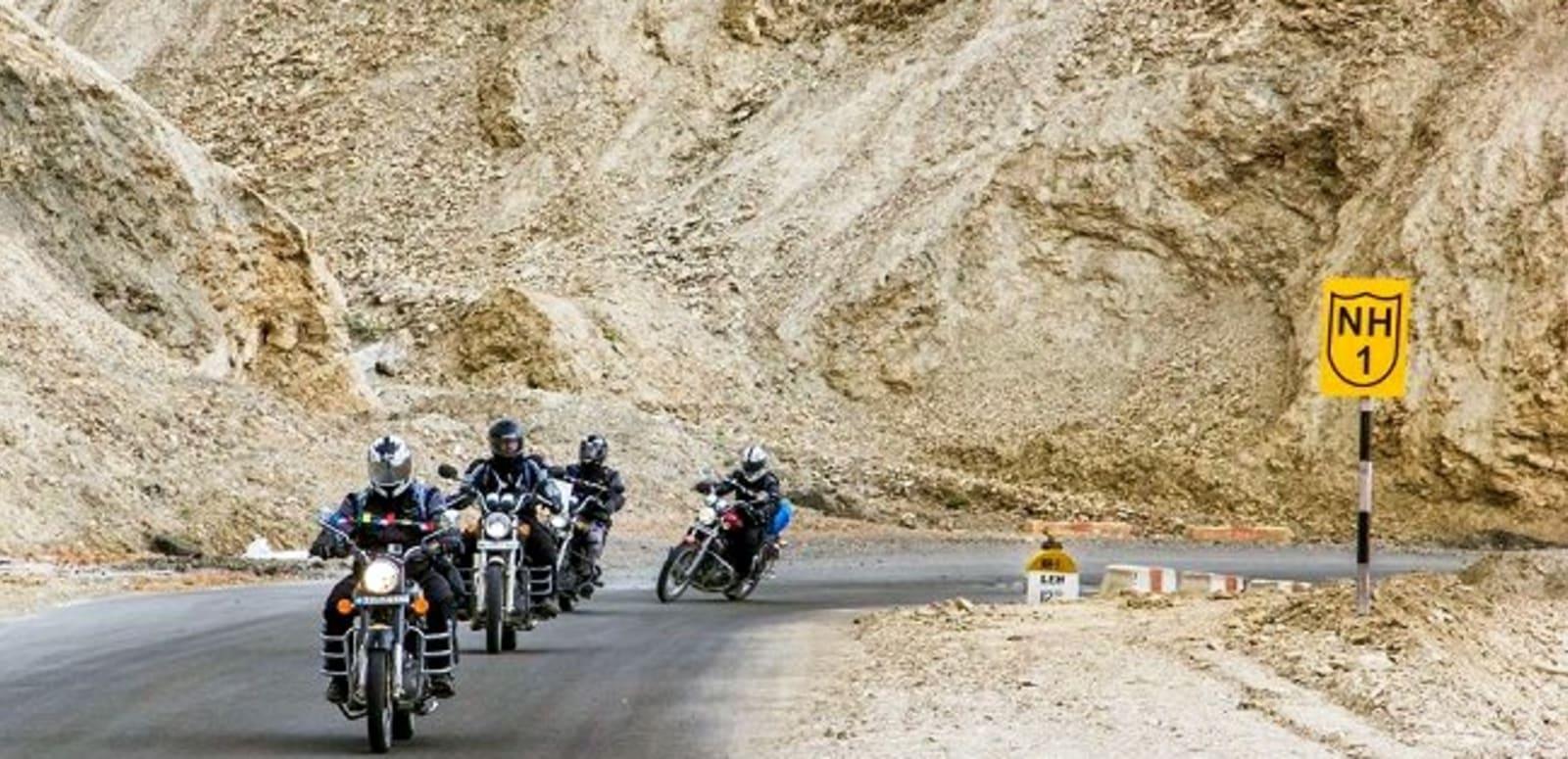 Adventure in Ladakh
