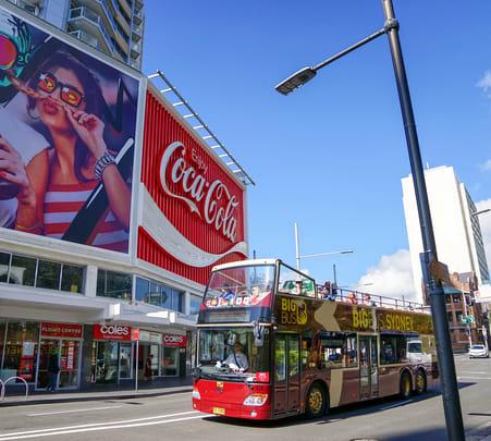 Hop on Hop off Sydney Bus Tour Flat 20% off
