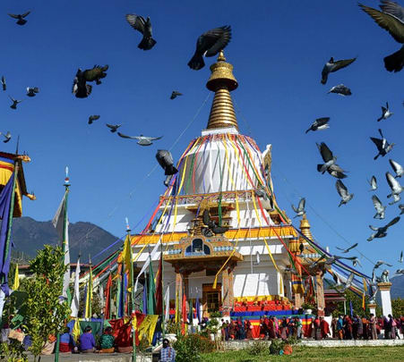 Bhutan Sightseeing Tour: Journey to the Peaks
