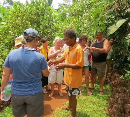 Spice Plantation Walk and River Boat Cruise in Goa