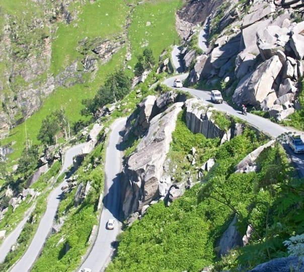 Luxury Bike Tour To Ladakh (Delhi To Leh To Manali)
