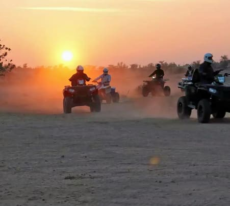 Atv Ride in Jaipur Flat 25% Off