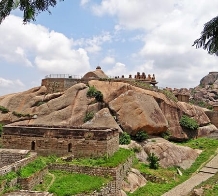 New Year Camp Fest: Open Air Camping and Adventure in Chitradurga