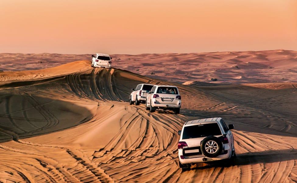 Red Dune Desert Safari In Dubai Flat 12 Off Thrillophilia