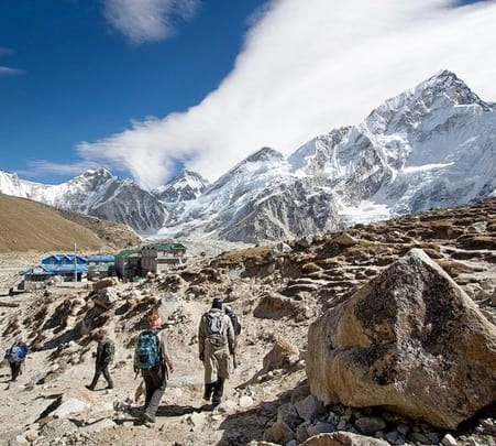 Everest Base Camp Trek from India 2019