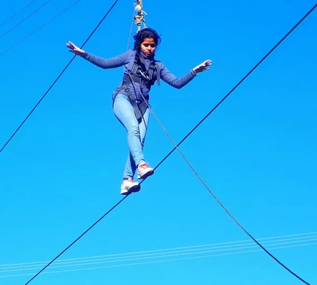Adventure Activities near Mussoorie