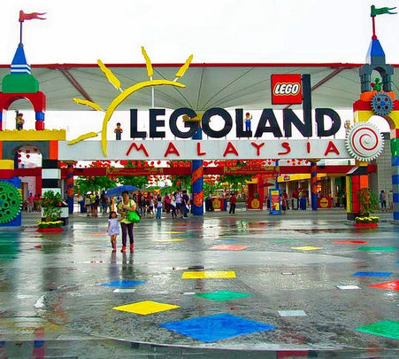 Legoland Tour in Johor Bahru
