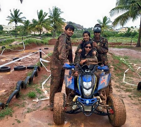 Atv Ride in Bangalore