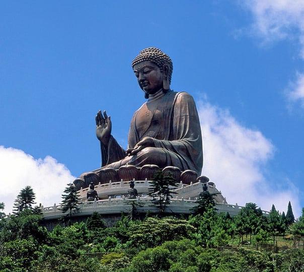 Day Tour to Lantau Island