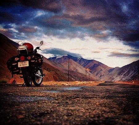 Rent a Bike in Bir, Billing and Barot