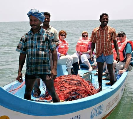Fishing Safari, Mahabalipuram